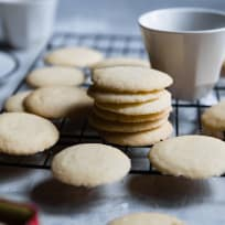 Low Carb Shortbread Recipe