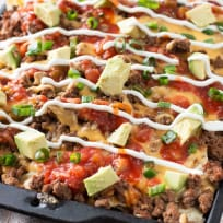 Loaded Nachos Recipe