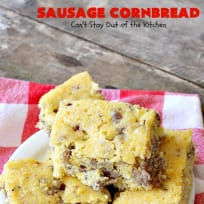 Sausage Cornbread