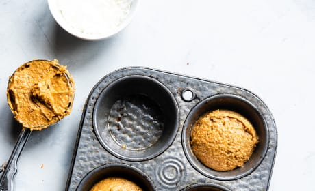 Sugar Free Gluten Free Oatmeal Carrot Muffins Picture