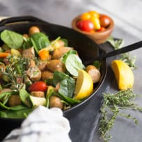 Paleo Sausage Vegetable Skillet Recipe