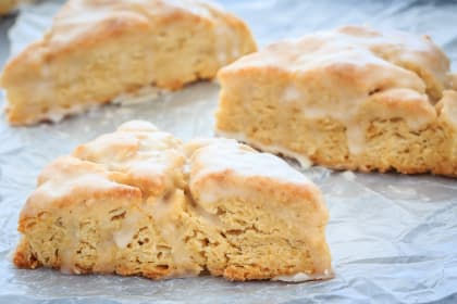 Vanilla Scones Recipe