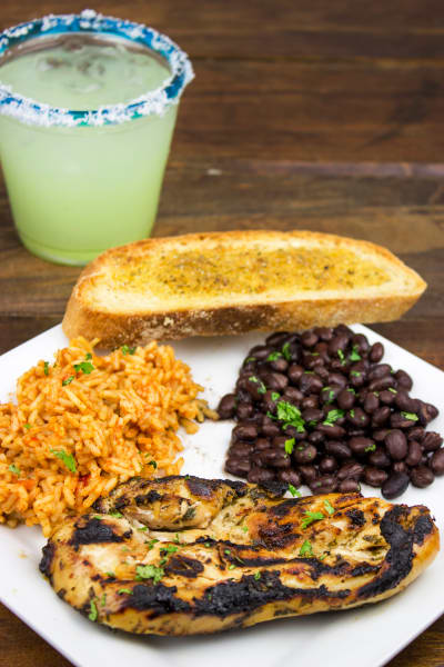 Margarita Grilled Chicken Picture