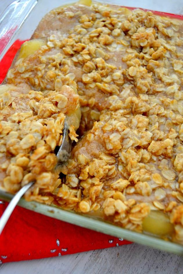 Food Network The Kitchen Apple Crisp