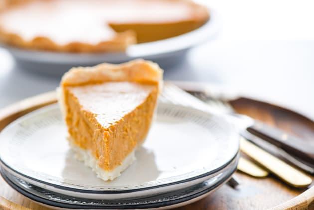 Gluten Free Pumpkin Pie Image