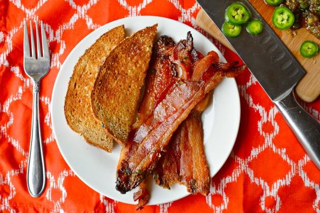 Brown Sugar Jalapeño Bacon Image