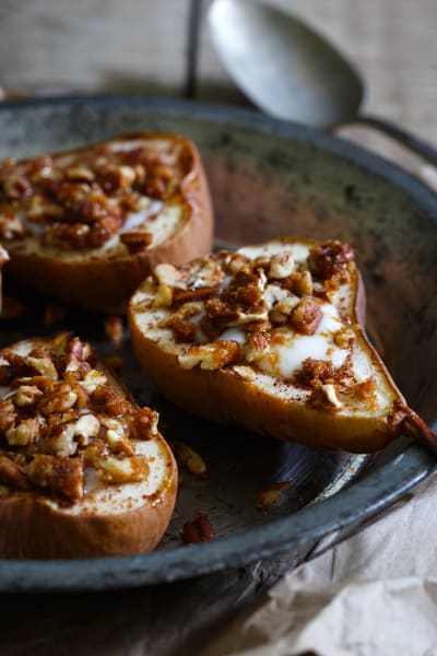 Paleo Baked Pears Picture