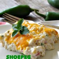 Shoepeg Corn Dish