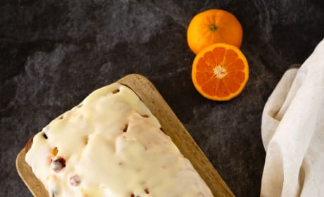 Quick Orange Cranberry Bread Image