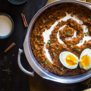 Pumpkin quinoa curry photo