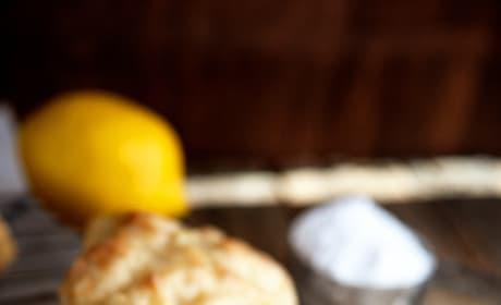 Lemon Cream Scones Image