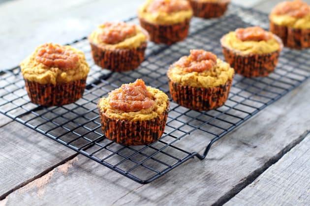 Healthy Pumpkin Muffins Photo
