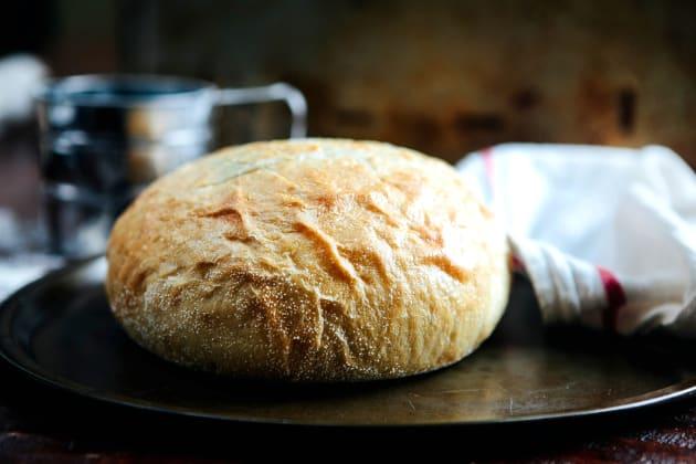 乡村面包配方照片