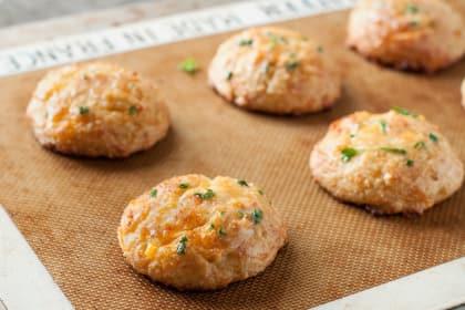 Gluten Free Cheddar Biscuits