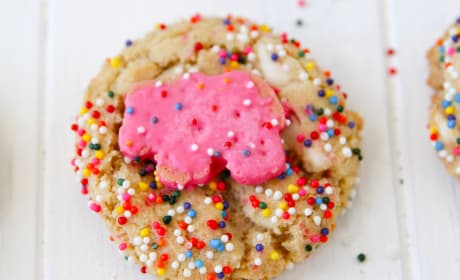 Animal Cracker Sugar Cookies Recipe