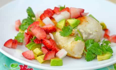 Strawberry Salsa Chicken Recipe