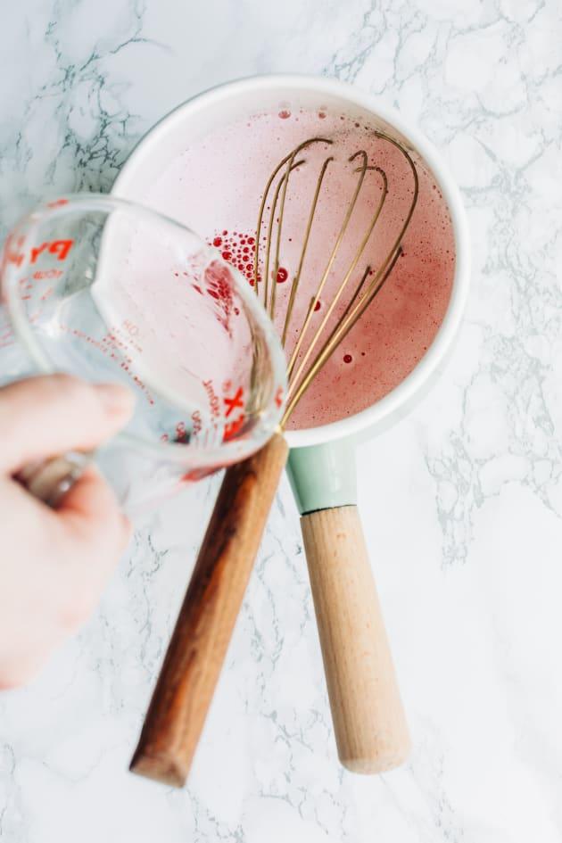 Champagne Jello Shots Recipe Pic