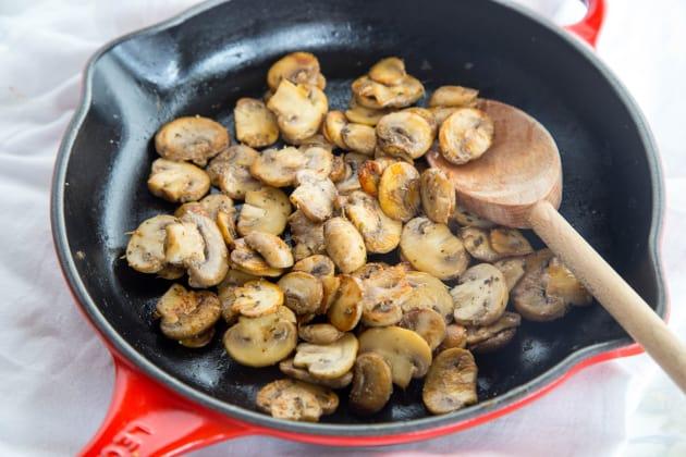 Easy Sautéed Mushrooms Photo
