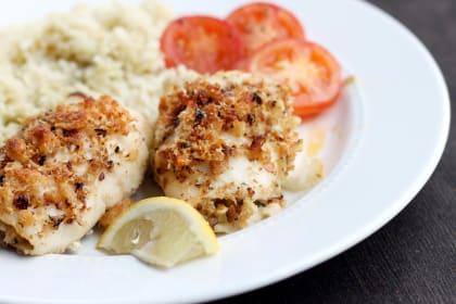 罗非鱼:脆皮烤鱼
