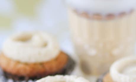 Eggnog Cupcakes Picture