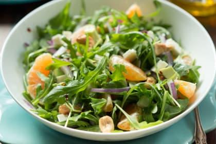 Clementine Arugula Salad