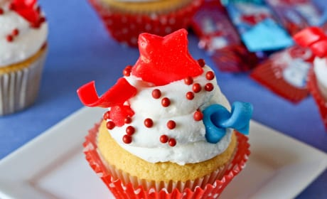 Easy Star Cupcake Toppers Photo
