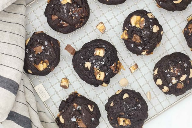 Snickers Cookies Photo
