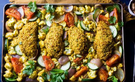 Whole 30 Cashew Chicken Curry Recipe