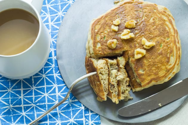 Zucchini Bread Pancakes Image