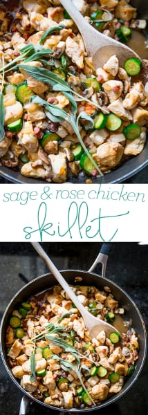 Sage Rose Chicken Skillet Pic