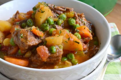 One Pot Beef Stew