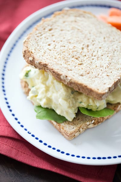 Easy Egg Salad with Jalapeños Pic