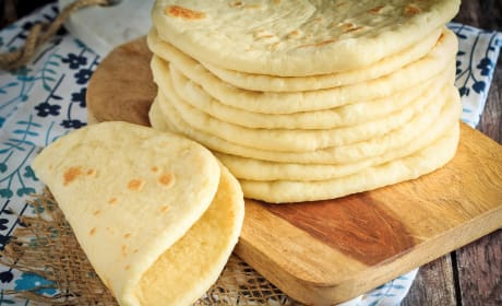 Soft Flatbread Recipe