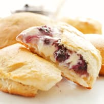 Blueberry Biscuit Bombs Recipe