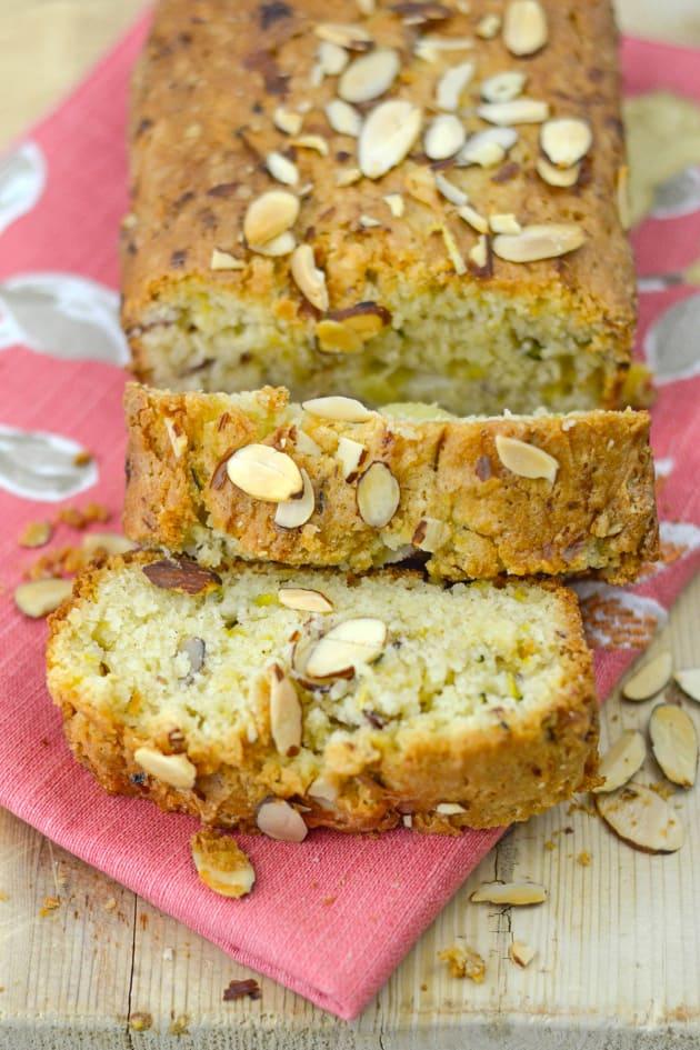 Gluten Free Zucchini Pineapple Bread - Food Fanatic