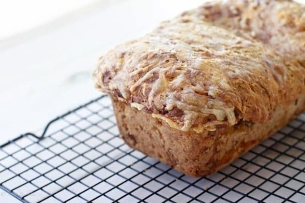 Beer Cheese Bread Photo