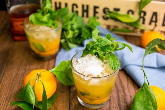 Honey Tangerine Smash Image