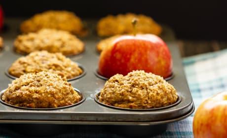Apple Cinnamon Muffins Recipe