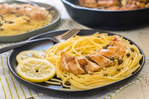 Gluten Free Chicken Piccata Photo