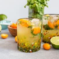Kumquat Smash Recipe