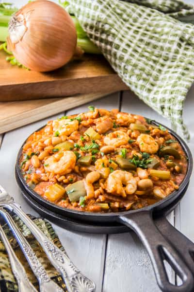 Healthy Jambalaya Picture