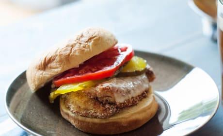Chicken Tender Sandwich Recipe