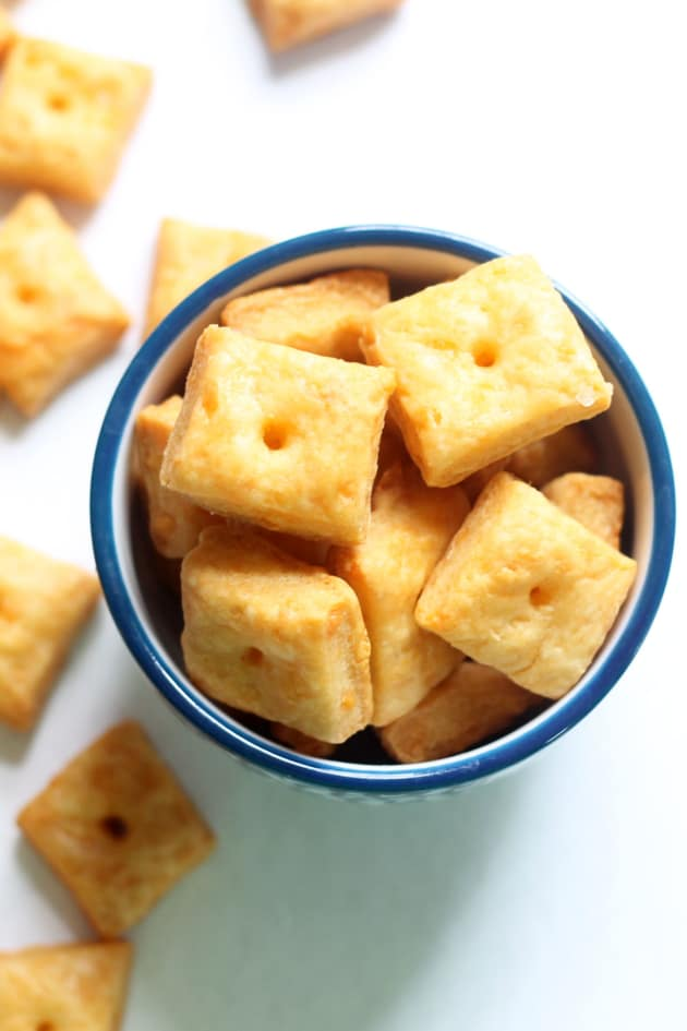 File 8 - Homemade Cheez-It Crackers