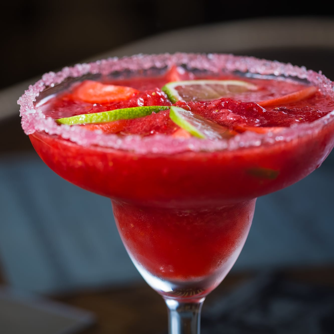 Chili S Frozen Strawberry Margarita Recipe Food Fanatic