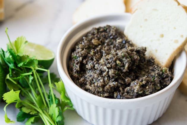 Black Olive Tapenade Photo