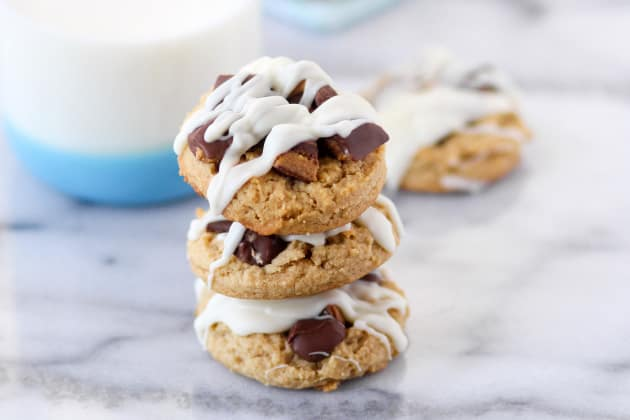 Soft Peanut Butter Cup Cookies Photo