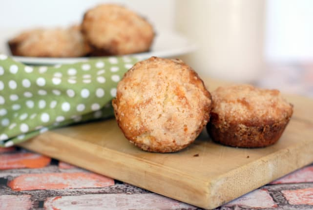Gluten Free Apple Muffins Recipe