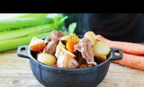 How to Make Old Fashioned Beef Stew