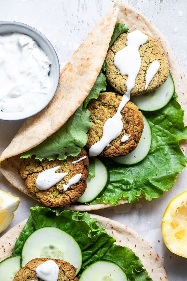File 2 - Air Fryer Falafel