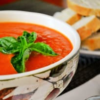 Vegan Tomato Soup Recipe